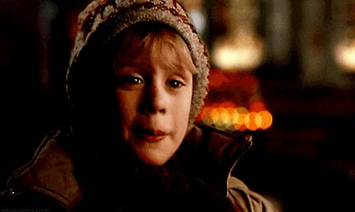 Watch and share Home Alone. GIFs on Gfycat