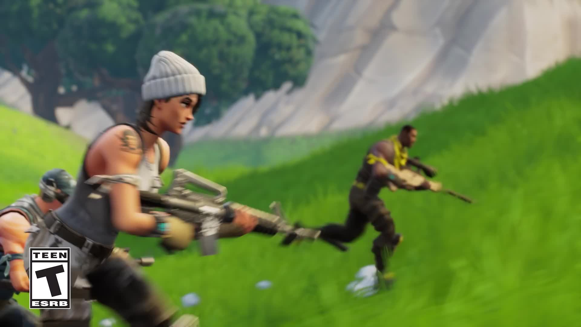 Battle Royale, Epic Games, Fortnite, Gaming, Minecraft, PC, PS4, Plants vs. Zombies, Unreal Engine, Unreal Tournament, Xbox One, 50v50v2 LTM | PLAY NOW GIFs