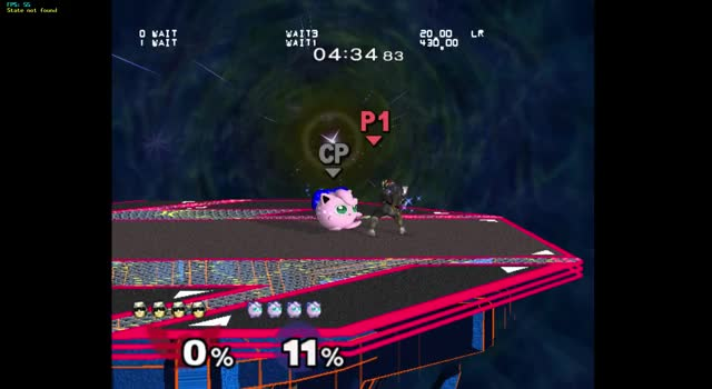 Watch and share Falcon Low% Grab Combo On Puff DI Down And Away GIFs by benrachman on Gfycat