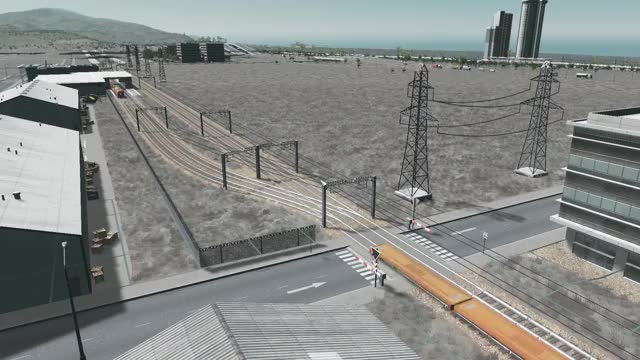 Watch and share Cities Skylines 2019.08.17 - 01.26.04.03 GIFs on Gfycat