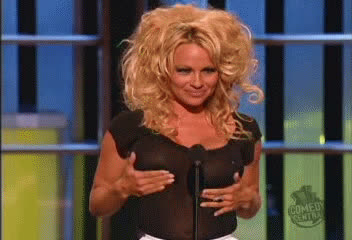 comedy central, pamela anderson, Pamela Anderson GIF-downsized large GIFs