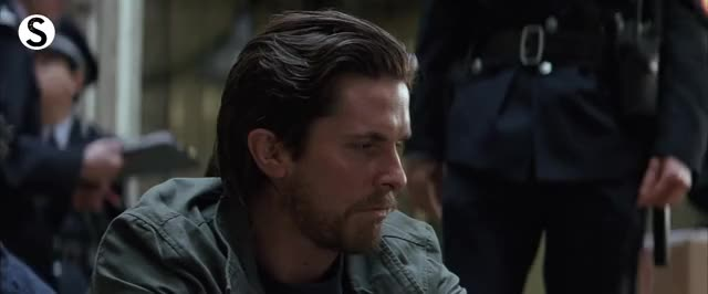 Watch and share Christian Bale GIFs and Batman Begins GIFs by Christmasgifs on Gfycat