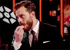 Watch and share Fifty Shades GIFs and Jamie Dornan GIFs on Gfycat