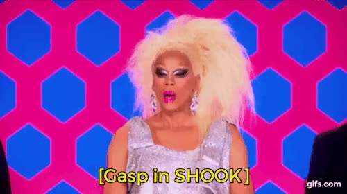 Watch and share Celebs GIFs and Rupaul GIFs on Gfycat