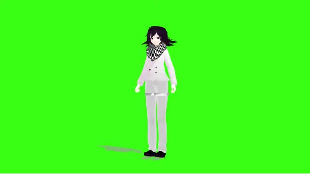 Watch and share Kokichi Default Dance GIFs on Gfycat