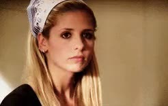 Watch and share Buffy Summers GIFs and Btvs Edit GIFs on Gfycat