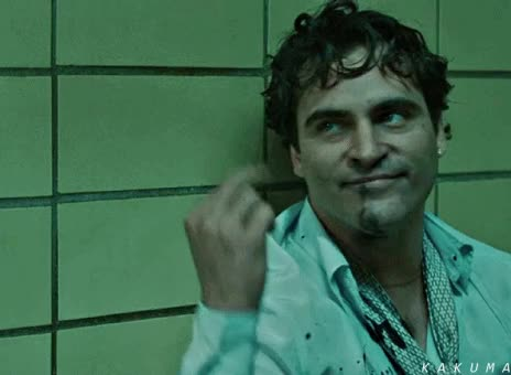 Watch and share Joaquin Phoenix GIFs and Middlefinger GIFs on Gfycat