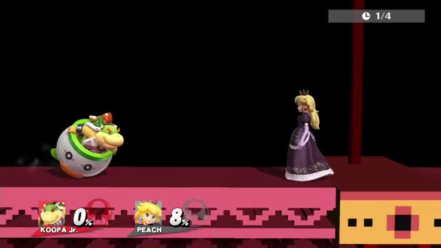 Watch and share Sm4sh Mods : Bowser Jr. Hitbox Visualization GIFs on Gfycat