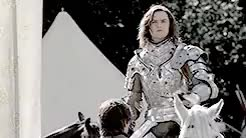 Watch Have you seen Mace Tyrell's boy? The Knight of Flowers, they GIF on Gfycat. Discover more game of thrones, gameofthronesdaily, gotedit, gotlorastyrell, iheartgot, my gifs GIFs on Gfycat