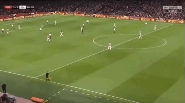 Watch and share Dele-goal-arsenal GIFs on Gfycat