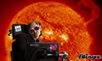 Watch and share Stephen Hawking GIFs on Gfycat