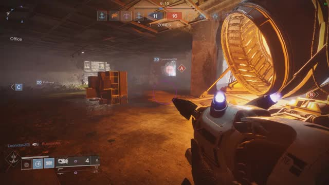 Watch and share Tractor Cannon GIFs and Destiny 2 GIFs on Gfycat