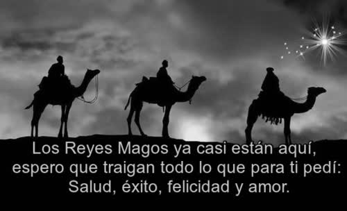Watch and share Los Reyes Magos Ya Casi Están Aquí. GIFs on Gfycat