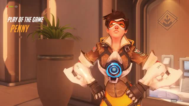 Watch and share Highlight GIFs and Overwatch GIFs by EVLZR on Gfycat
