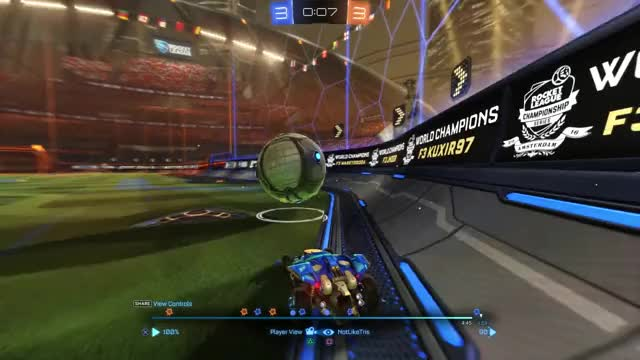 Watch and share Rocket League GIFs and Fakes GIFs by Tris Dezzer on Gfycat