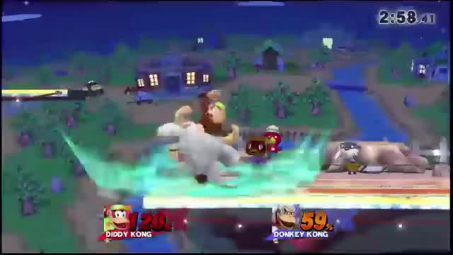 Watch and share Donkey Kong GIFs and Sm4sh GIFs on Gfycat