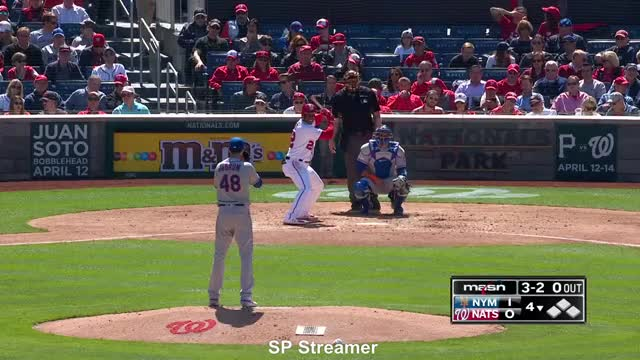 Watch and share DeGrom Changeup GIFs by spstreamer on Gfycat