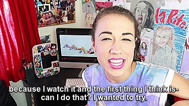 Miranda Sings, colleen ballinger, I don't know GIFs