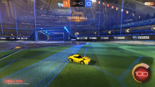 Watch and share Rocket League GIFs by camo80118 on Gfycat