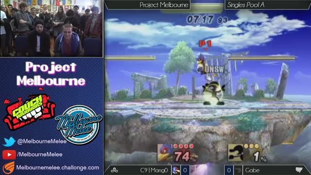 Watch and share Project Melbourne PM Singles Pools - C9Mang0 Vs Gabe GIFs on Gfycat
