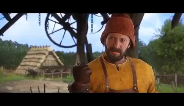 Watch Kingdom Come: Deliverance Official Born From Ashes Trailer GIF on Gfycat. Discover more related GIFs on Gfycat