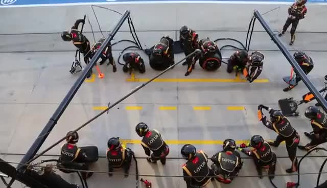 Watch Formula 1 Pit Stops Are Amazing GIF on Gfycat. Discover more related GIFs on Gfycat