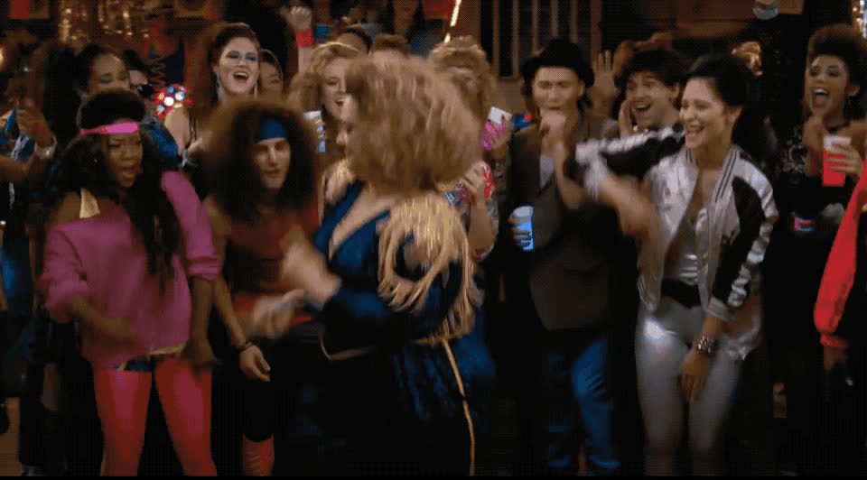 awesome, celebrate, dance, dancing, excited, funny, hilarious, joke, life, life of the party, mccarthy, melissa, melissa mccarthy, of, party, the, woohoo, Life of the party GIFs