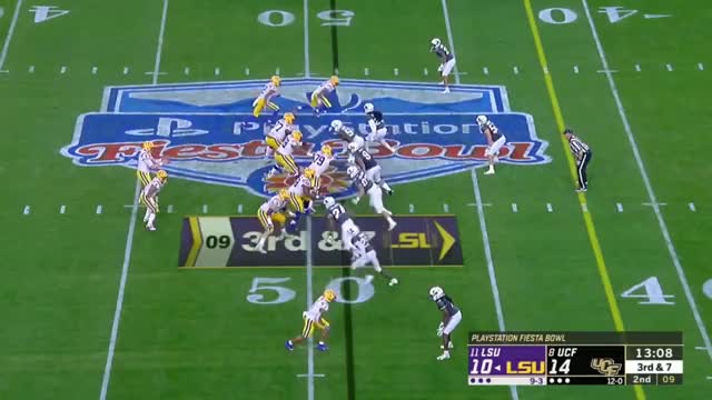 Watch 2019 Fiesta Bowl #11 LSU vs #8 UCF Full Game Highlights GIF on Gfycat. Discover more football, valiant, victors GIFs on Gfycat