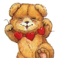 Watch and share Dancing Teddy Bear animated stickers on Gfycat