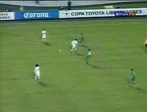 Watch and share São Paulo 2x0 Palmeiras Libertadores 2005 Oitavas GIFs on Gfycat
