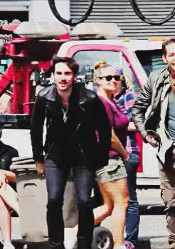 Watch Colin O'Donoghue /BTS 5x01 @katmtan GIF on Gfycat. Discover more colin o'donoghue, colinodedit, my gifs, ouat bts, ouat cast, ouat spoilers, ouatedit GIFs on Gfycat