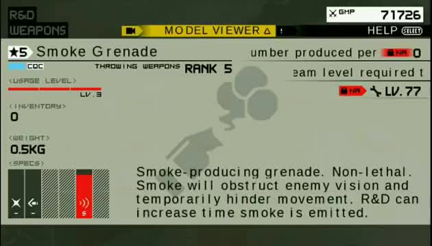 Watch and share Peace Walker GIFs and Metal Gear GIFs on Gfycat