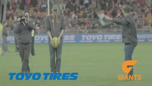 Watch and share The Man Kicking Won 100k GIFs by HoodieDog on Gfycat