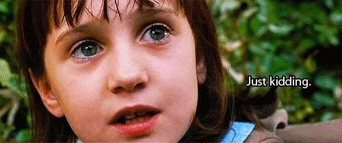 Matilda GIFs