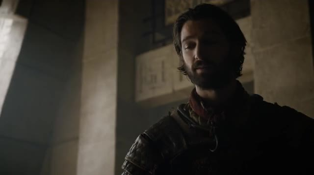 Watch and share Game Of Thrones 6x10 - Daenerys And Daario Naharis Before Leaving To Westeros. GIFs by natty8623 on Gfycat