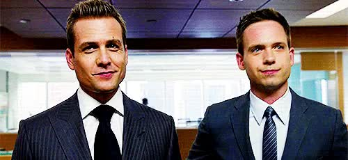 Watch Originally posted by proud-to-be-pure-evilThis week's episod GIF on Gfycat. Discover more Gabriel Macht, Patrick J Adams, mea culpa, mike and harvey, mike warren, suits usa, tv show: suits GIFs on Gfycat
