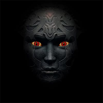 Watch and share Dark Demon Red Eyes By Dimongr GIFs on Gfycat