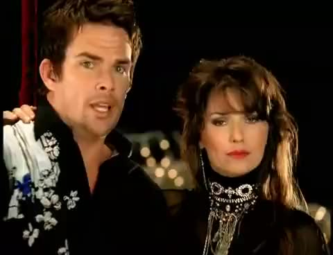 Watch and share Shania Twain - Party For Two (Remix)  Ft. Mark McGrath GIFs on Gfycat