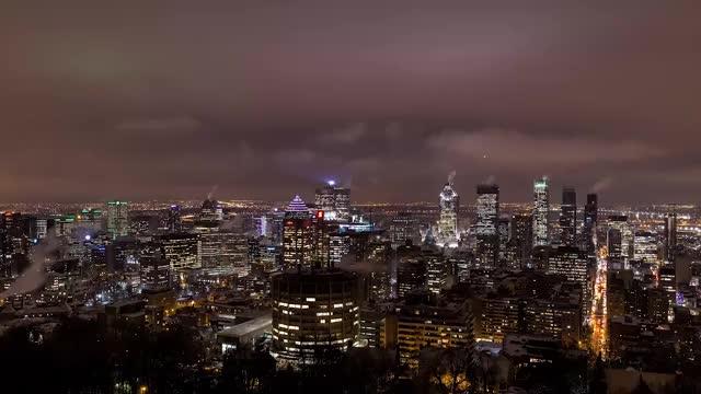 Watch Montreal Night Timelapse GIF on Gfycat. Discover more montreal, night GIFs on Gfycat