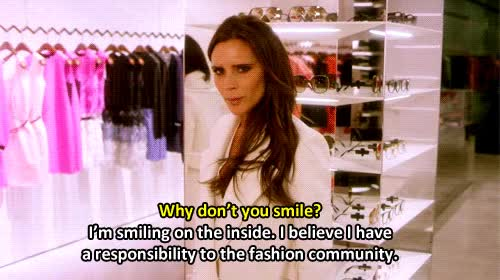Watch this trending GIF on Gfycat. Discover more victoria beckham GIFs on Gfycat