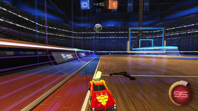 Watch From downtown! GIF on Gfycat. Discover more RocketLeague GIFs on Gfycat
