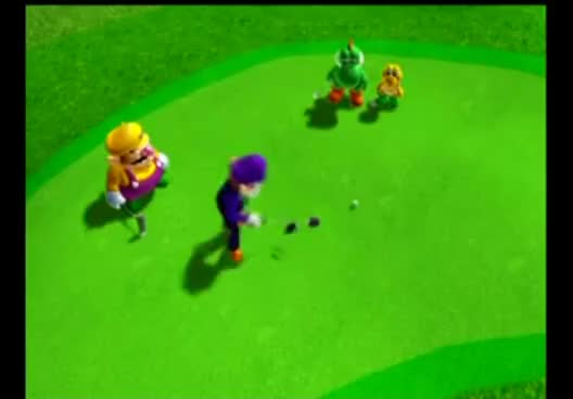 Watch and share Mario Golf: Toadstool Tour Intro GIFs on Gfycat