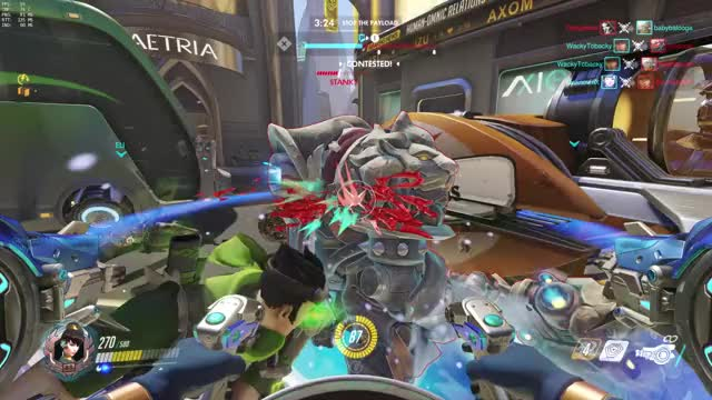 Watch and share Overwatch GIFs by unknownx on Gfycat