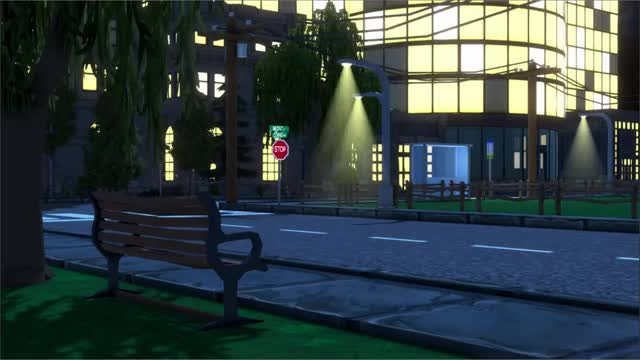 Watch and share Factory Life - Another Angle At Night GIFs by Hendrix06 on Gfycat
