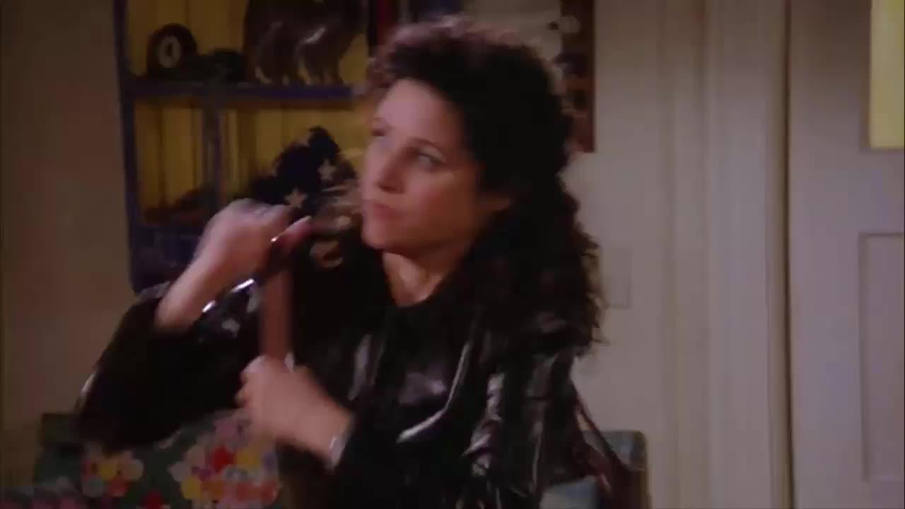 facepaint, julia louis dreyfus, puddy, seinfeld, Puddy Face Paint Seinfeld GIFs
