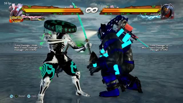 Watch Yoshimitsu 93 damage combo. GIF by @gfybox on Gfycat. Discover more Tekken yoshimitsu GIFs on Gfycat