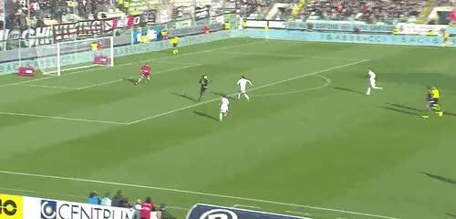 Watch and share Ronaldinho Cele GIFs on Gfycat