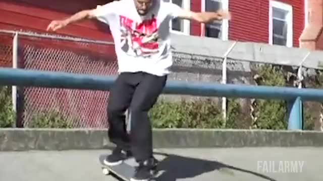 Watch and share Skateboard To The Head GIFs on Gfycat