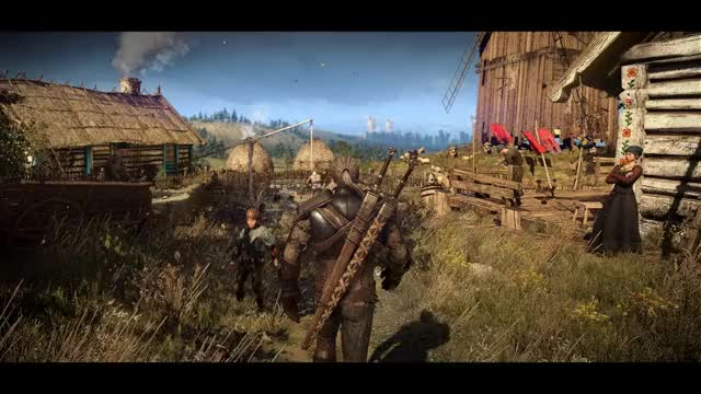 Watch and share Witcher GIFs by razermail on Gfycat
