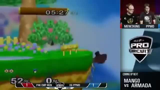 Mew2King vs PPMD   Losers Semis   MLGAnaheim